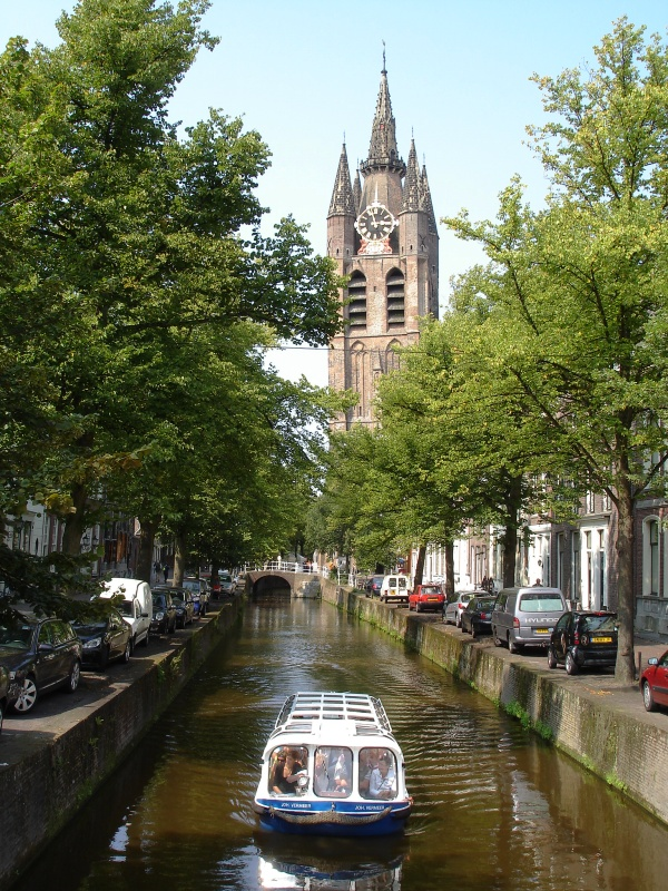 Delft Oude-Delft
