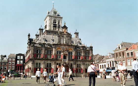 Old Town Hall Delft