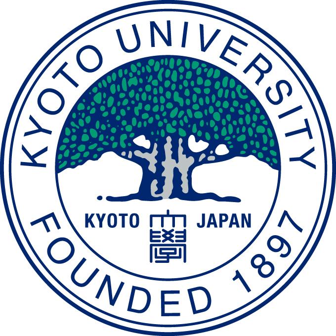 Logo Kyoto University